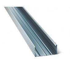 Профиль потолочный (ПП) Кнауф, 60х27х0,6х4000 мм