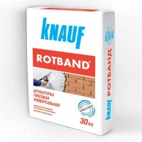 Штукатурка гипсовая Knauf ROTBAND , 30 кг